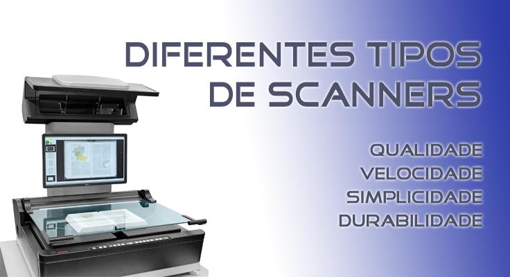 Scanner para qualquer documento